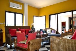จัดห้องบ้านไทยสวย