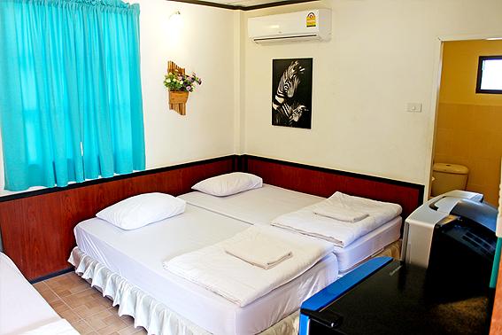 บ้านจันผาคู่-ศาลาไทยบีชรีสอร์ท