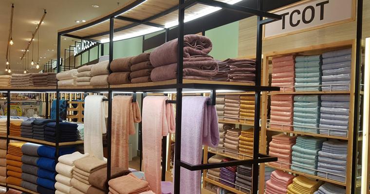ผ้าขนหนู ผ้าเช็ดตัว เดอะมอลล์ งามวงศ์วาน towel tcot