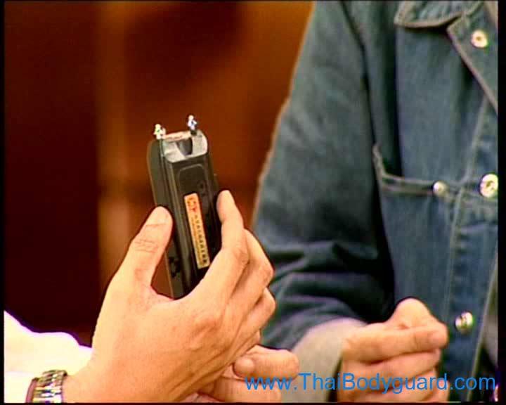 การป้องกันตัว อาวุธป้องกันตัว
