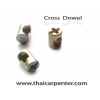 Cross dowel