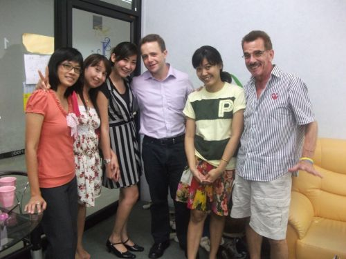 Thai smile language (Thai language school)