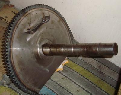 เฟืองผ่าเสี้ยว M3.25x105T ทวีลาภอุตสาหกรรม