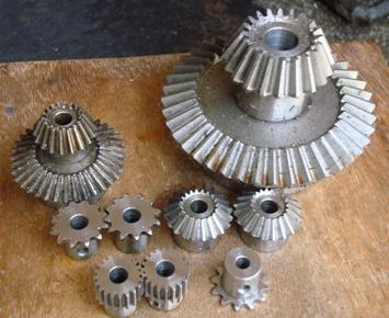 Bevel Gear Thaveelarp Industry
