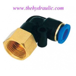 SPLF ELBOW FEMALE TUBE FITTING