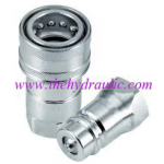 HYDRAULIC QUICK COUPLING HNV -  FASTER