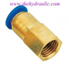 SPCF STRAIGHT FEMALE TUBE FITTING