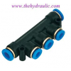 PLASTIC TUBE FITTING SPK