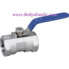STAINLESS 316 BALL VALVE 1 PC 1000WOG