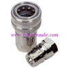 STAINLESS 316 HYDRAULIC QUICK COUPLING HNV -  FASTER