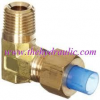 TUBE BRASS FITTING KFL