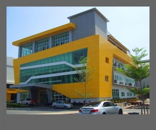 อาคารสำนักงาน 4 ชั้น KCG Excellence Center