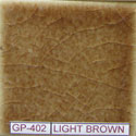 GP-402 Light Brown