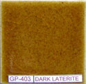 GP-403 Dark Laterite
