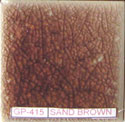 GP-415 Sand Brown