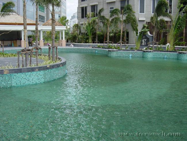 allseason swimming pool tile