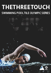 swimming pool tile Olympic series