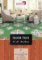 กระเบื้องกูพื้น Floor Tile