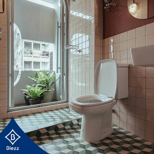 กระเบื้องห้องน้ำ