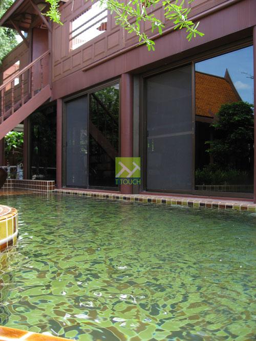 สระว่ายน้ำบ้านทรงไทย2