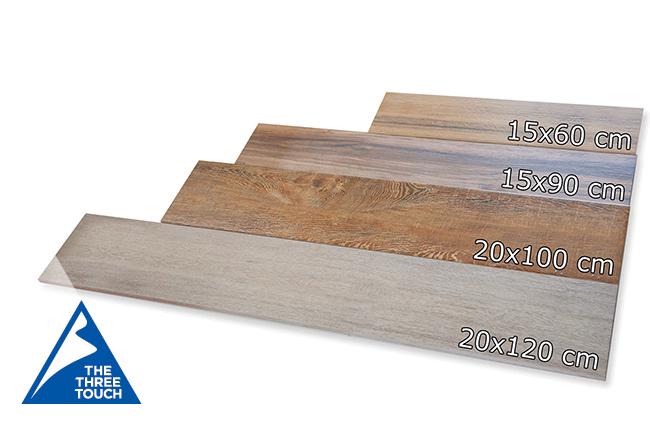 กระเบื้องลายไม้ Wood Tiles