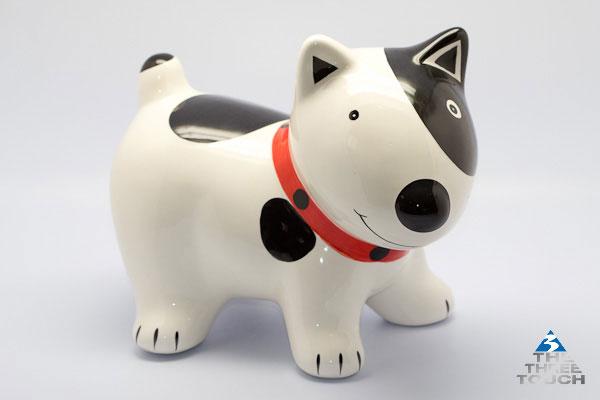 สุนัขเซรามิก