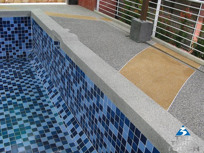 การก่อสร้างสระว่ายน้ำ