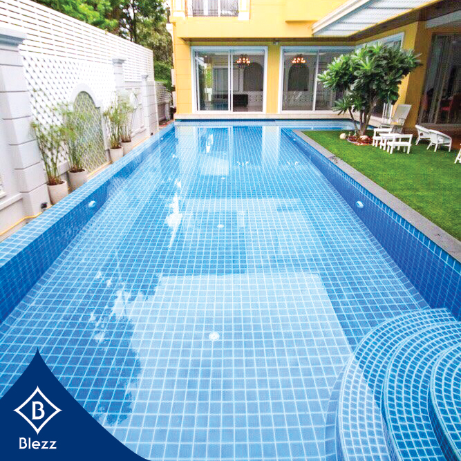 กระเบื้องสระว่ายน้ำ Swimming Pool Tiles