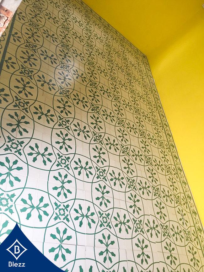 กระเบื้องลายโบราณ Antique Tiles