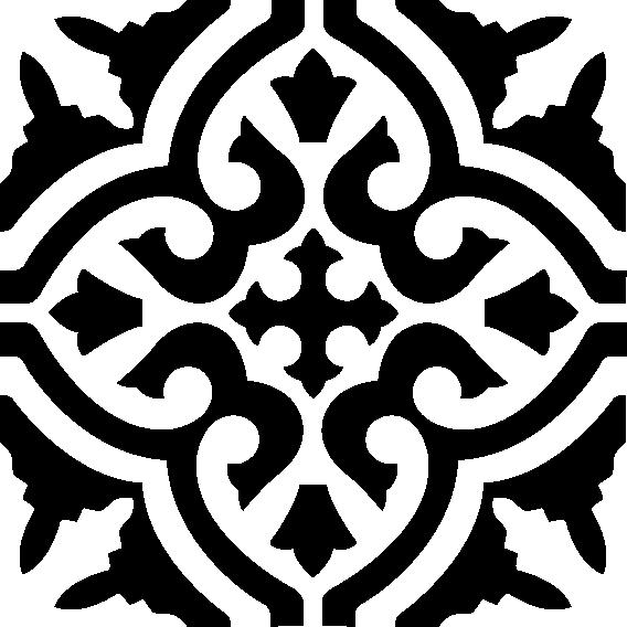 กระเบื้องลายโบราณ Antique Tiles เชียงใหม่