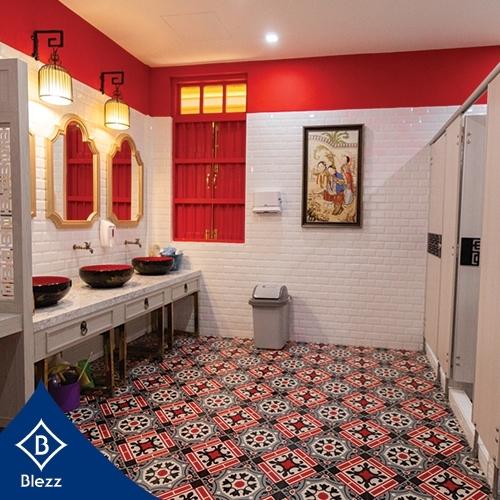 เลือกกระเบื้องห้องน้ำอย่างไรให้สวย และปลอดภัยทุกการใช้งาน