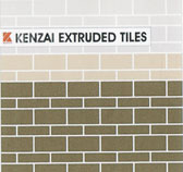 kenzai extruded tile photo
