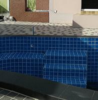 กระเบื้องสระว่ายน้ำ เคนไซ Swimmingpool Tiles Kenzai