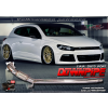 FRONT PIPE SCIROCCO&GOLF4x2