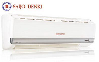 AIR SAIJO DENKI แอร์ไซโจเด็นกิ ติดผนัง รุ่น ECO เบอร์5 เบอร์5 ราคา13,200 บาท/ติดตั้งฟรี