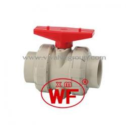 WF True Union Ball Valve