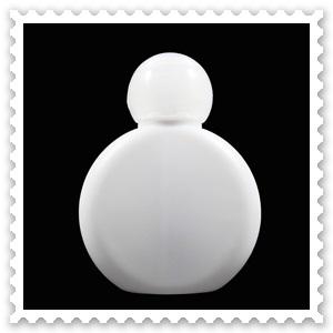 ขวดพลาสติก ขนาดเล็ก กลมแบน ขนาด 30 ml