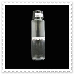 ขวดพลาสติกขนาดเล็ก กลมใส ทรงกระบอก ขนาด 30 ml