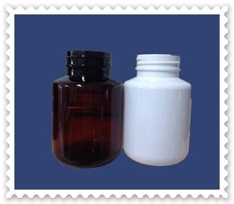 ขวดยาหรือวิตามิน ทรง Blackmore ขนาด 150 ml