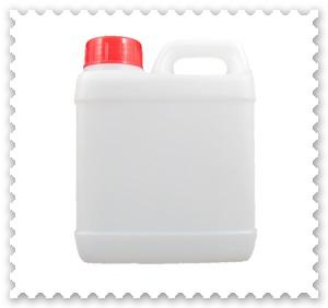 แกลลอน 1 ลิตร HDPE ใส่แอลกอฮอล์ เจลล้างมือ