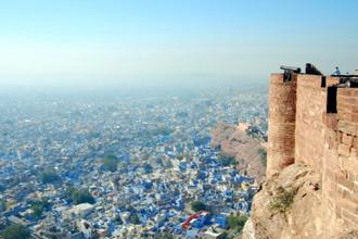 เมืองสีฟ้า - Jodhpur