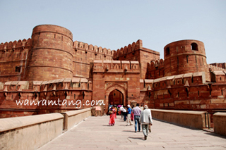 อัครา ฟอร์ท Agra Fort - อัครา