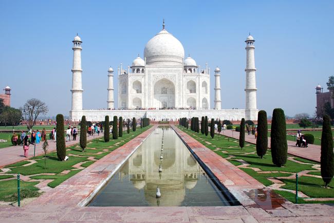 ทัชมาฮาล ทัวร์ทัชมาฮาล เที่ยวทัชมาฮาล ราคาถูก ทัวร์อินเดีย เที่ยวอินเดีย
