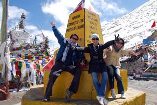 ชางลา (Chang la Pass)