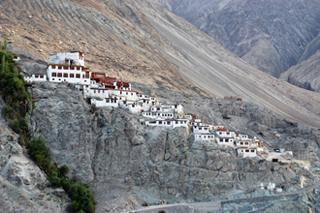 วัด Diskit - Nubra Valley