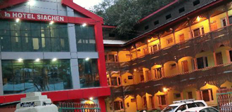 Hotel Siachen Kargil