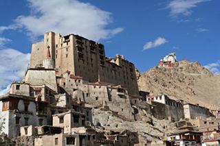 พระราชวังเลห์ (Leh Palace)