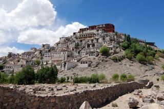 วัดธิคเซย์ (Thiksey Monastery)