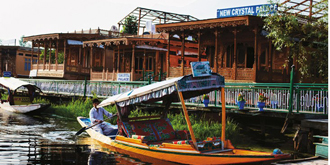 Royal Houseboats Dal Lake Kashmir
