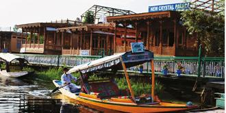 Royal Houseboats Dal Lake Kashmir